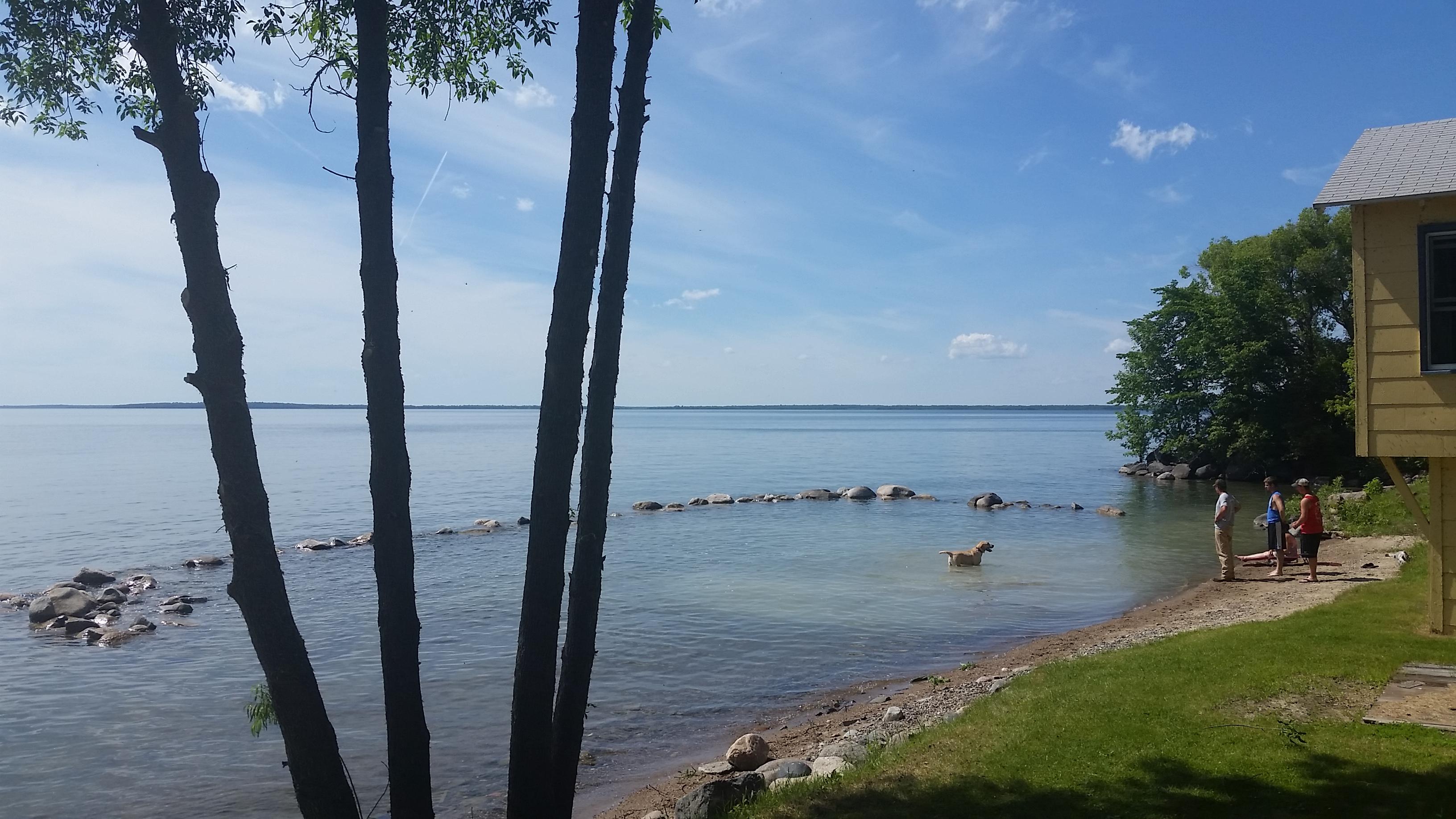Rent To Own Rv >> Leech Lake Cabins, Fishing & Boating: Federal Dam, MN: Sugar Point Resort