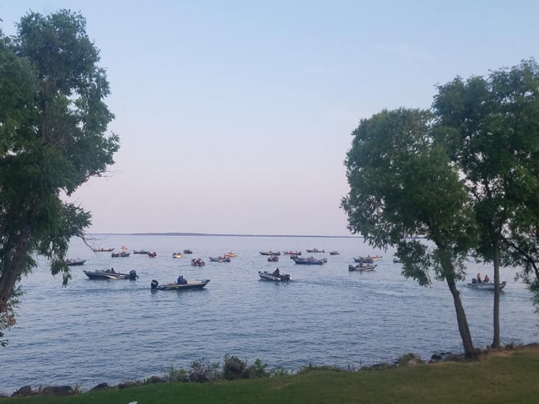 Sugar Point Welcomes 2018 Tournament Anglers
