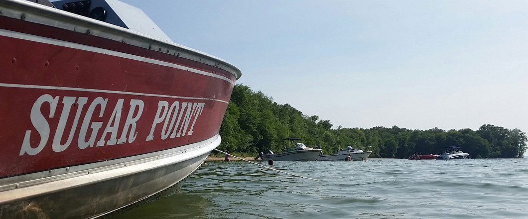 Bring Your Own Boat or Rent One at Sugar Point Resort